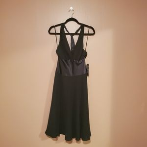 Jones Halter Cocktail Dress